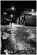 "A thumbnail of one of the Urban Ugliness series called ""Dockside Storage Shed Interior"""